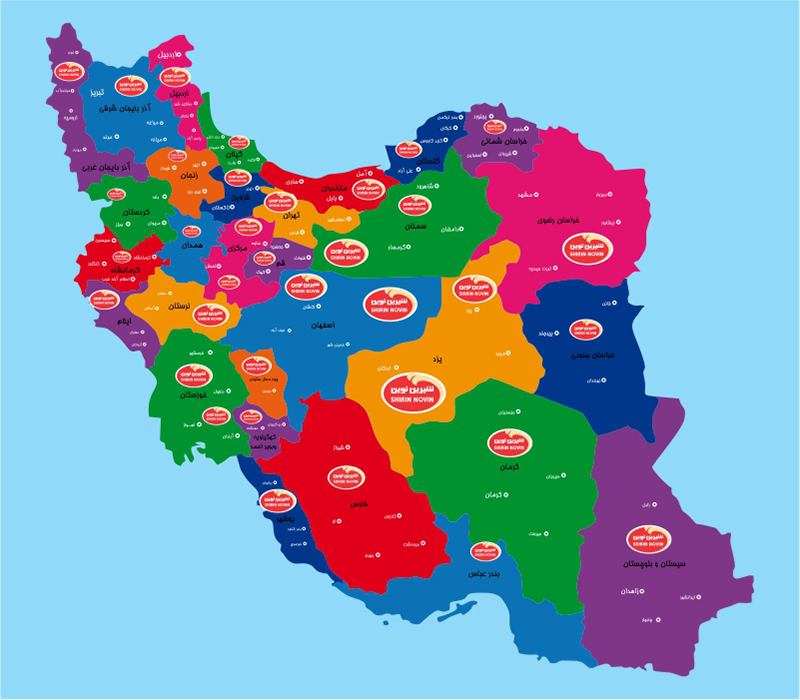 iran map (1)